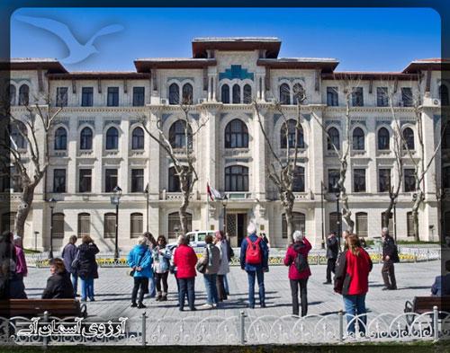 موزه-هنرهای-ترکی-اسلامی-استانبول-ترکیه