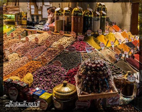 بازار-مصری-استانبول