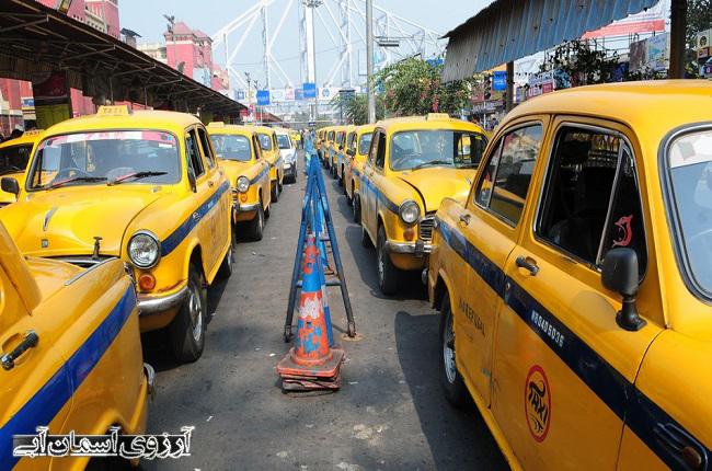 هزینه حمل و نقل در هندوستان