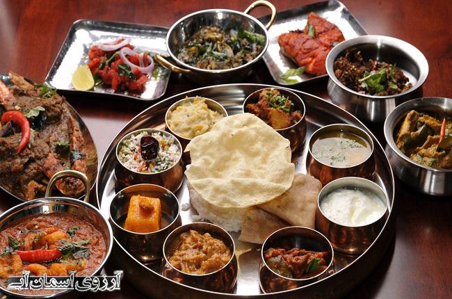 هزینه خوراک در هند