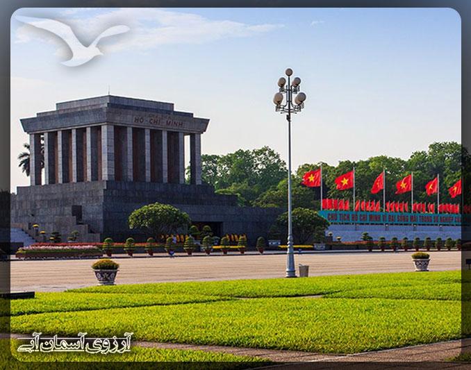 موزه-هوشی-مین-هانوی-ویتنام