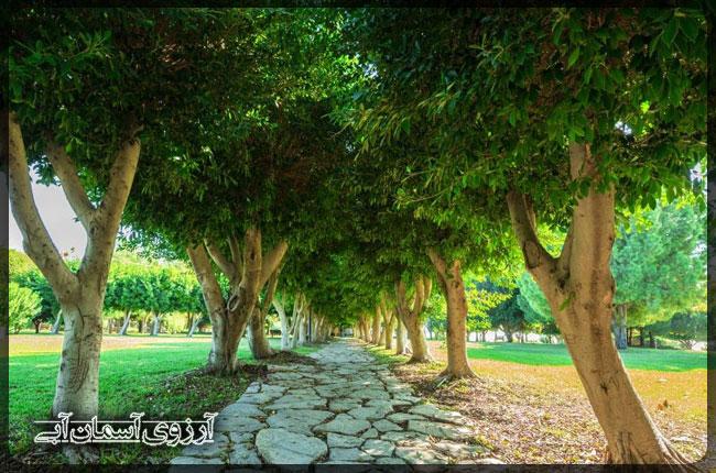 پارک-آتاتورک-آنتالیا