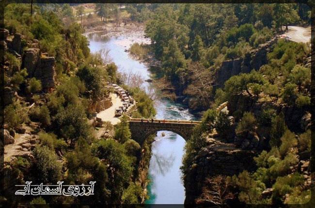 پارک-ملی-آنتالیا-ترکیه