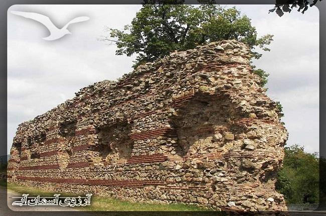 دیوارهای روم باستان هیساریا