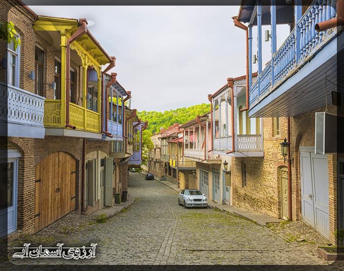 شهر-سیقناقی-تفلیس