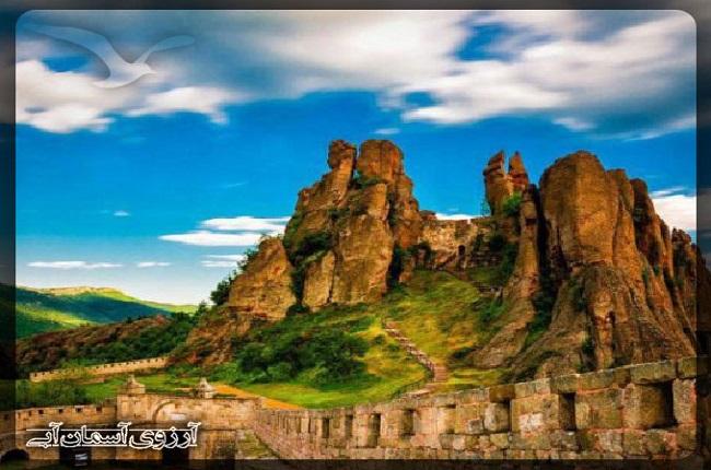 قلعهي بلوگرادچيك ، مكان تاريخي در بلغارستان