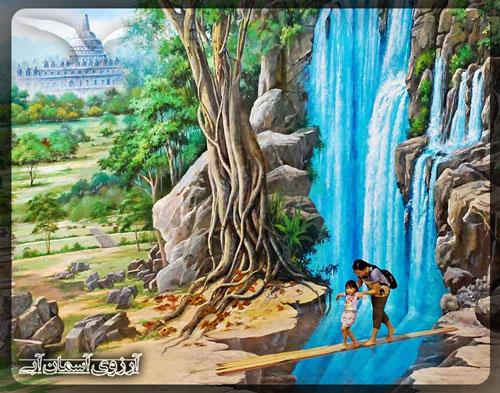 موزه-سه-بعدی-منطقه-رویا-بالی-اندونزی