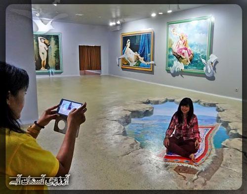 موزه-سه-بعدی-منطقه-رویا-بالی