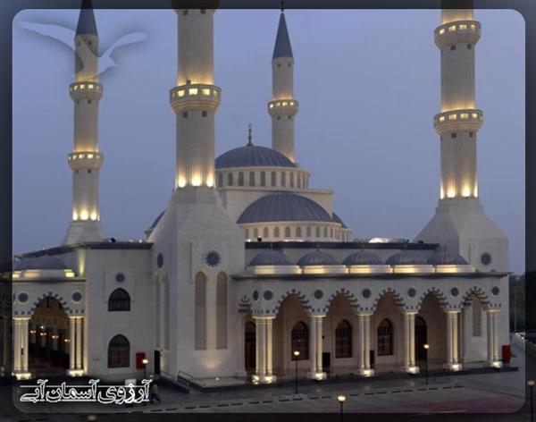 مسجد-اَلفاروق-عمربن-الخطاب-دبي