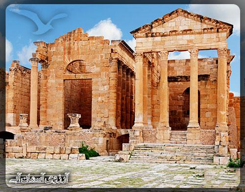 معبد-آگوستوس-آنکارا-ترکیه