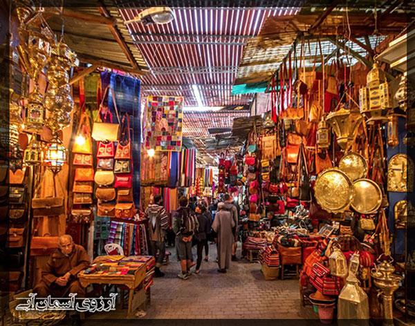 شهر-کازابلانکا-مراکش
