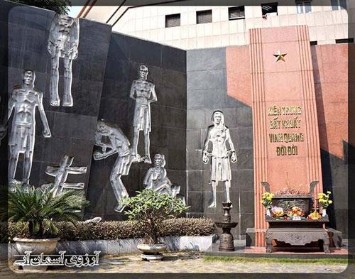 موزه-زندان-هوا-لو-هانوی