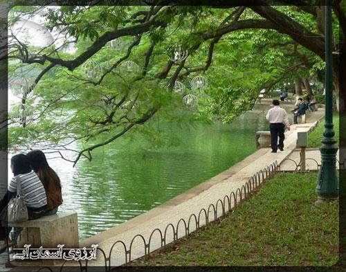 دریاچه-هوان-کیم-هانوی