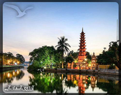 دریاچه-هوان-کیم-هانوی-ویتنام