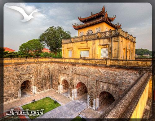 ارگ-هانوی-ویتنام
