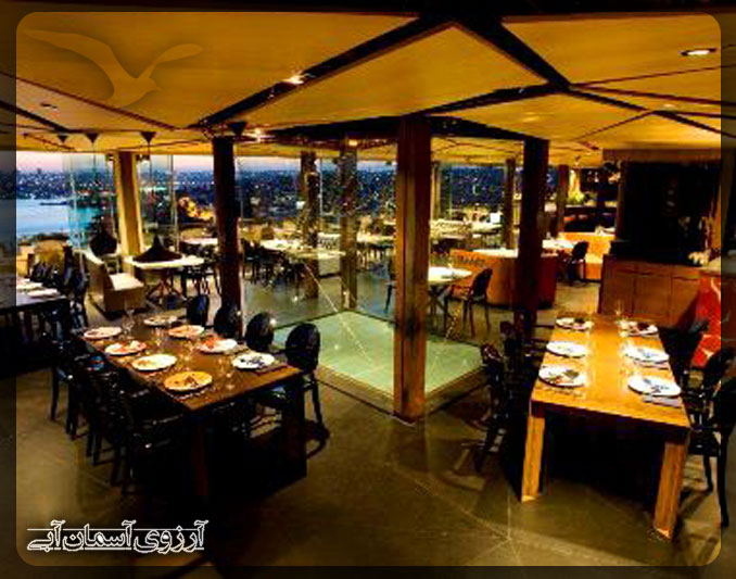 رستوران-میکلا-استانبول