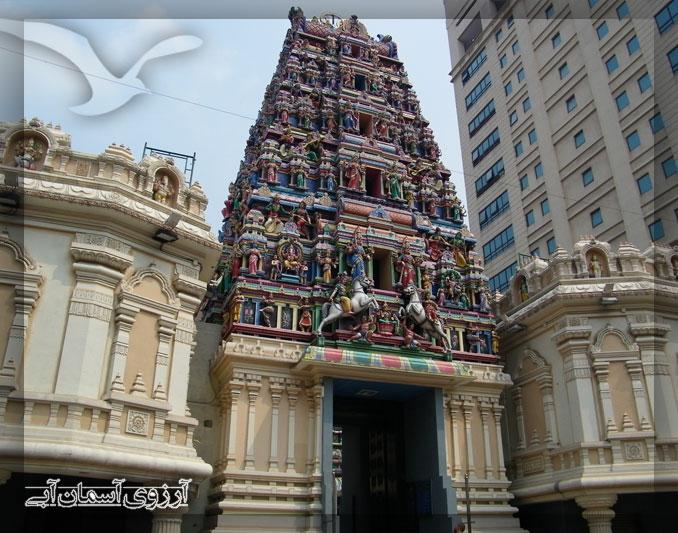 SriMahaMariamman-Kuala-Malaysia