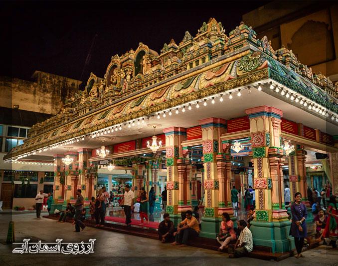 SriMahaMariamman-KualaLumpur