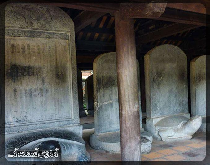 معبد-ادب-هنر-هانوی-ویتنام