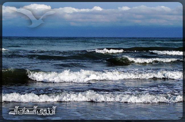 دریا-خزر-ایران-کاسپین