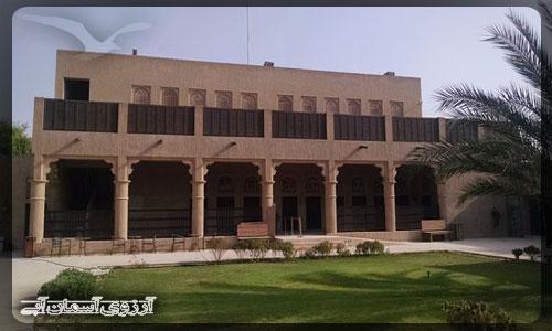 چهارراه موزه تمدن هاي دبي _ آسمان آبي