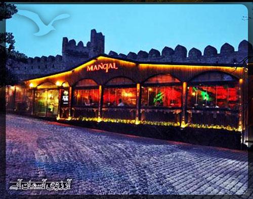 رستوران-منقل-باکو