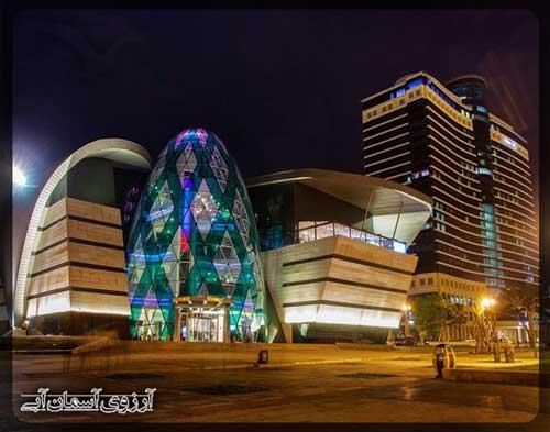مرکز-خرید-پارک-بلوار-باکو