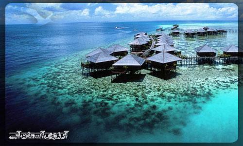 جزیره سیپادان _ آژانس آسمان آبی