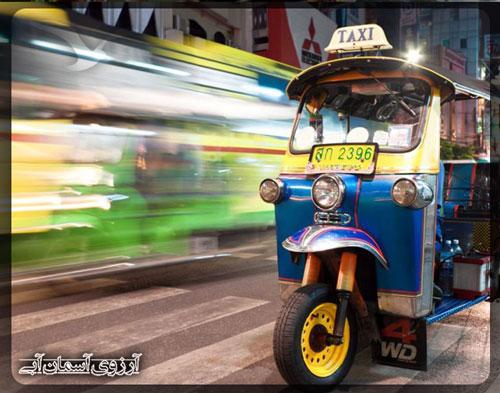 توک-توک-بانکوک