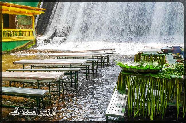 رستوران-آبشار-ویلا-اسکودرو-فیلیپین