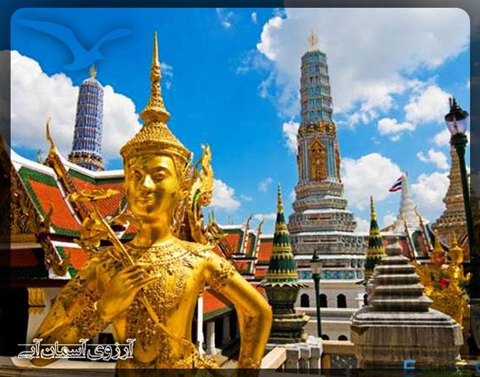 معبد-وات-فو-بانکوک-بودای-خوابیده-تایلند