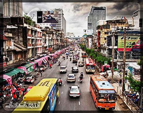 آب-هوا-بانکوک